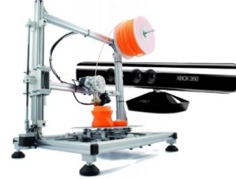 3D-PrinterKinect