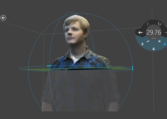 3D #SCANNING: New #Kinect #V2 Adapter Gives 3D #Builder Full